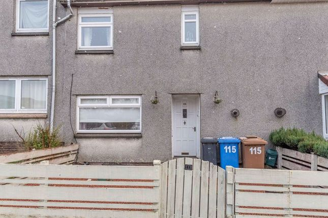Thumbnail Terraced house for sale in Fells Rigg, Deans, Livingston