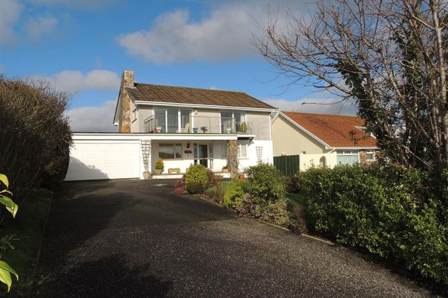 Thumbnail Detached house for sale in Duporth Bay, Duporth, St. Austell