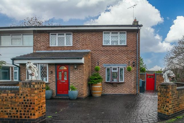 3 bed semi-detached house for sale in Broadwas Close, Redditch B98