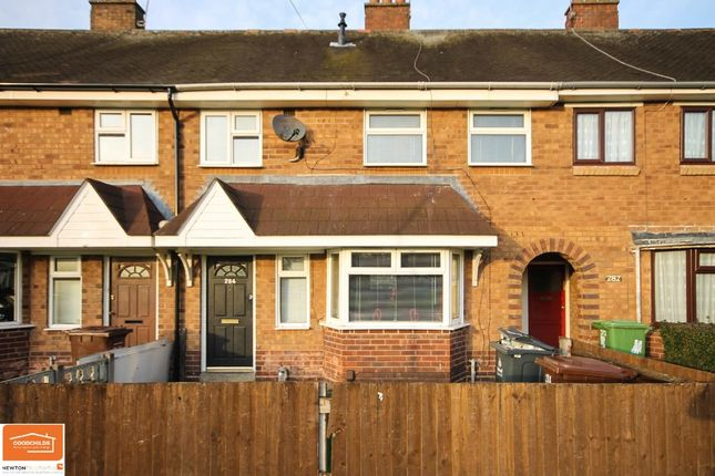 3 bed terraced house to rent in Stephenson Avenue, Beechdale, Walsall WS2