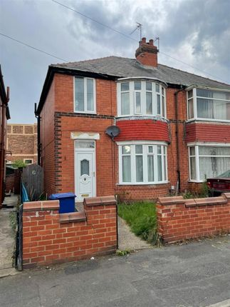 Thumbnail Semi-detached house for sale in 28, Thoresby Avenue, Doncaster