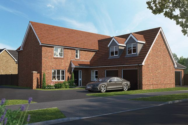 Thumbnail Detached house for sale in The Nailsworth, Chapel End Road, Houghton Conquest
