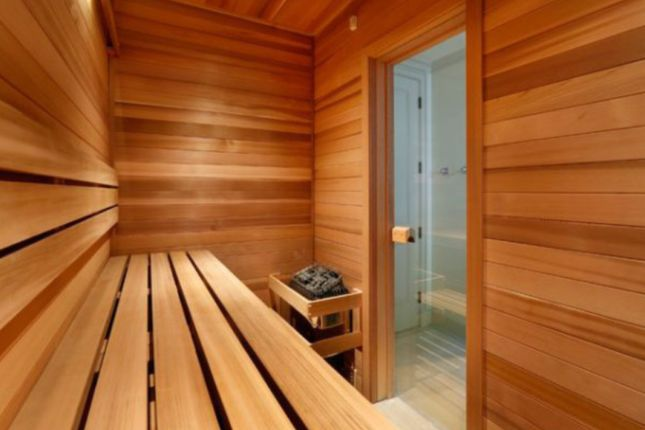 Sauna of 1714 Sunny Side Resort & Spa, Becici, Montenegro