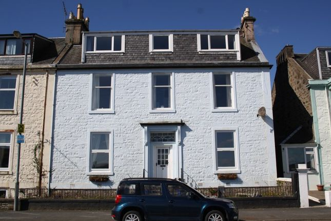 Thumbnail Flat for sale in 2 Mackinlay Street, Rothesay, Isle Of Bute