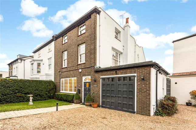 Thumbnail Semi-detached house for sale in High Road, Woodford Green, Essex