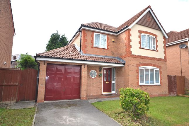 Thumbnail Detached house for sale in Hartford Green, Westhoughton