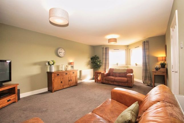 Lounge of Player Green, Deerpark, Livingston EH54