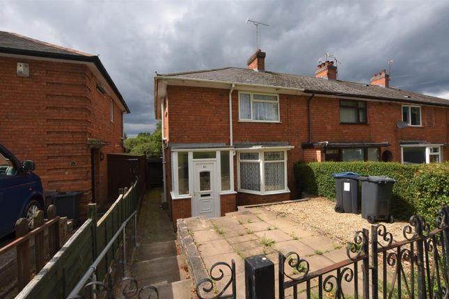 Thumbnail Semi-detached house to rent in Trescott Road, Northfield, Birmingham