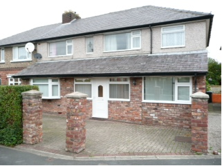 Thumbnail Terraced house to rent in Clucas Gardens, Ormskirk, Lancashire