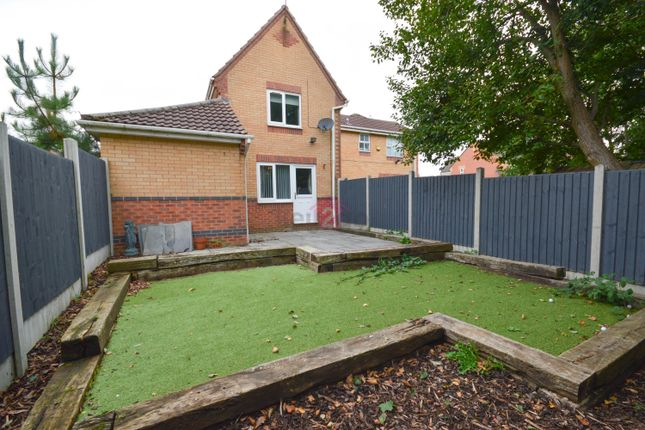 Garden of Hall Meadow Drive, Halfway, Sheffield S20