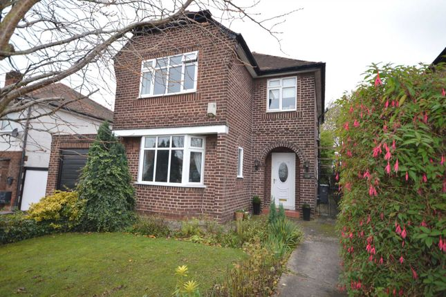 Thumbnail Detached house for sale in Highfield South, Rock Ferry, Birkenhead