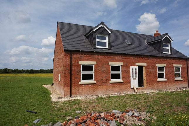 Thumbnail Detached bungalow for sale in Station Road, North Thoresby, Grimsby
