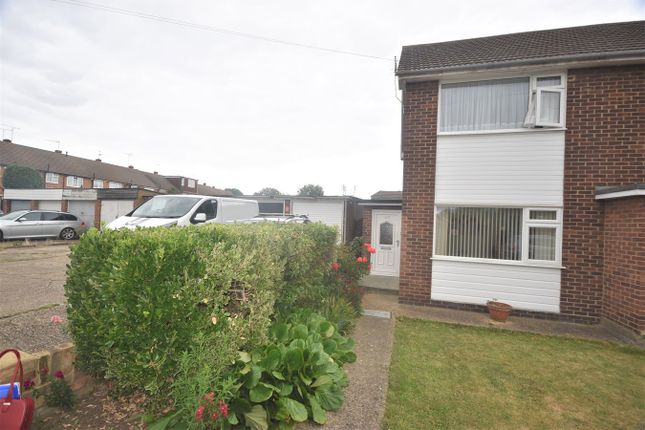 Thumbnail Flat for sale in Larkswood Road, Corringham, Stanford-Le-Hope