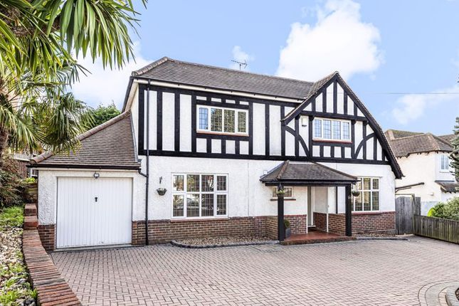 Thumbnail Detached house for sale in Queensmead Avenue, Epsom