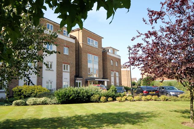 Thumbnail Flat for sale in Lady Aylsford Avenue, Stanmore