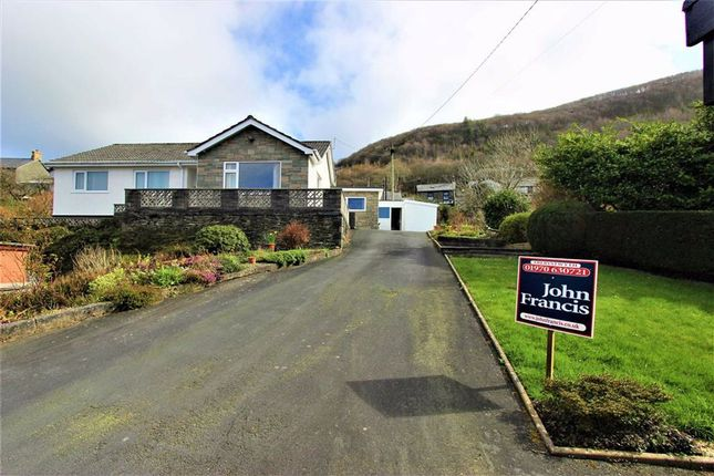 Thumbnail Detached bungalow for sale in Taliesin, Machynlleth