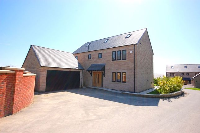 Thumbnail Detached house for sale in Darne Mews Main Road, Hulland Ward, Ashbourne