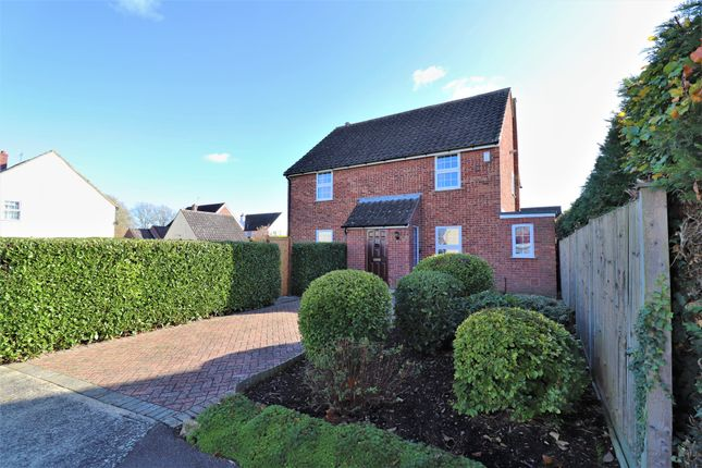 Thumbnail Detached house for sale in Ann Beaumont Way, Hadleigh, Ipswich, Suffolk