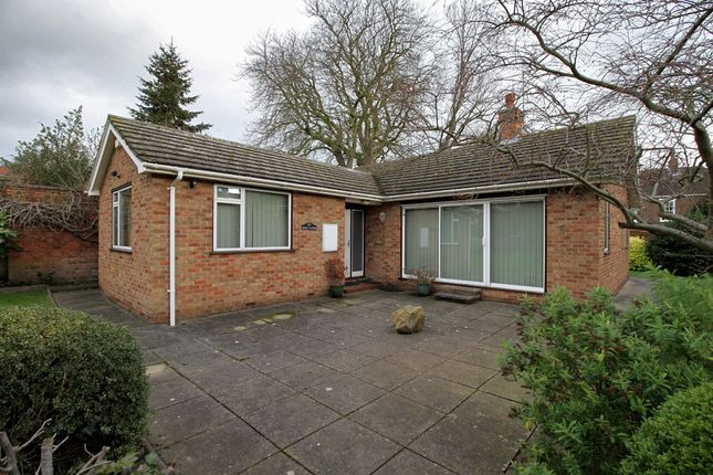 Thumbnail Bungalow to rent in Kirk Lodge, George Street, Hedon