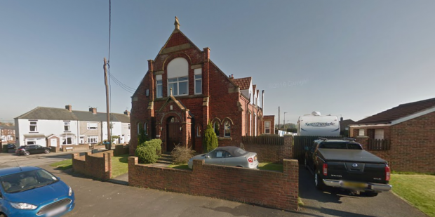 Thumbnail Detached house for sale in Dean Road, Ferryhill, Durham