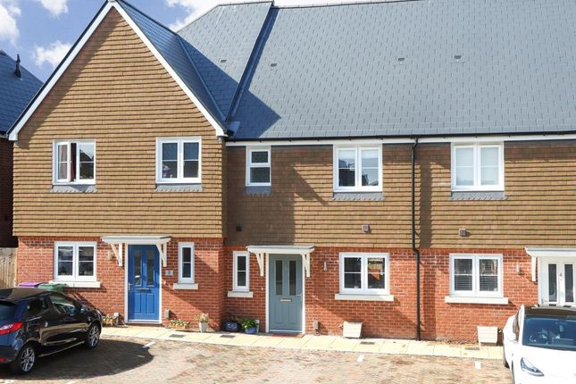 Thumbnail Terraced house for sale in Foster Way, Folkestone