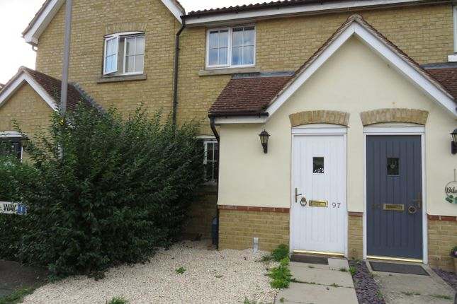 Thumbnail Property to rent in Cleveland Way, Stevenage