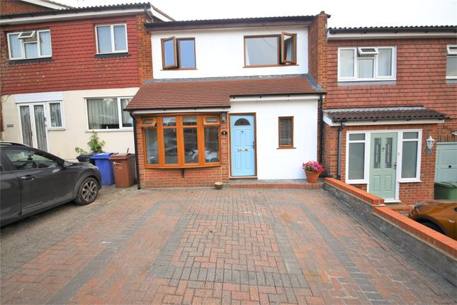 3 bed terraced house for sale in Fairview Chase, Stanford-Le-Hope SS17