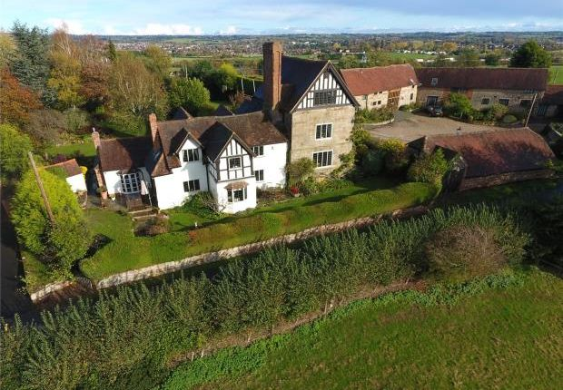 Thumbnail Detached house for sale in Monsieurs Hall Lane, Dodford, Bromsgrove