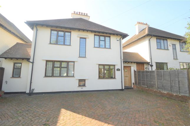 Thumbnail Detached house for sale in Palmerston Road, Buckhurst Hill