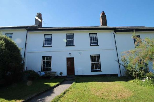 Thumbnail Terraced house for sale in Waterloo Place, Duncombe Street, Kingsbridge