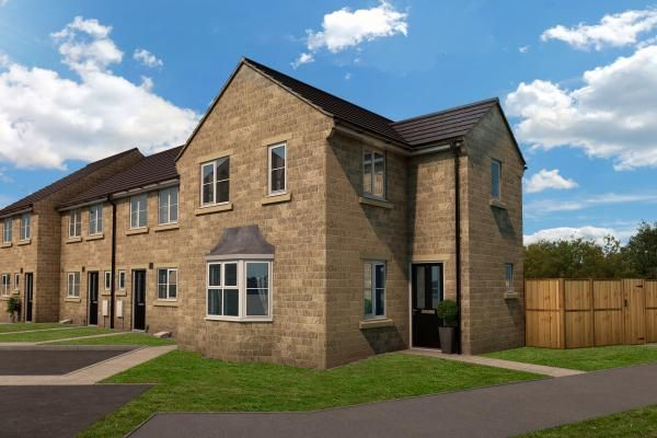 "Thumbnail Property for sale in ""The Canterbury At The Forge, Winlaton"" at Garth Farm Road, Winlaton, Blaydon-On-Tyne"