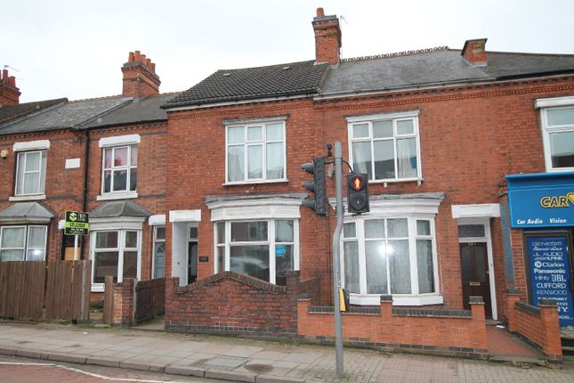 Thumbnail Terraced house for sale in Welford Road, Clarendon Park, Leicester