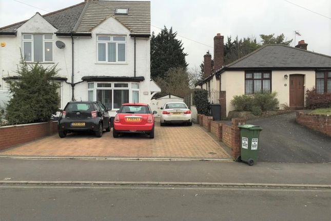 Thumbnail Semi-detached house to rent in Capron Road, Luton