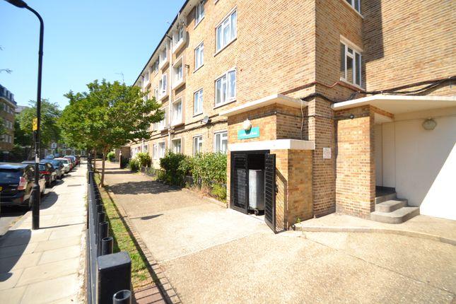 Thumbnail Flat to rent in Bridgeway Street, Camden-Euston