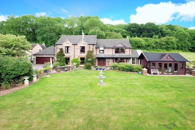 Thumbnail Detached house for sale in High Street, Coalport, Telford, Shropshire.