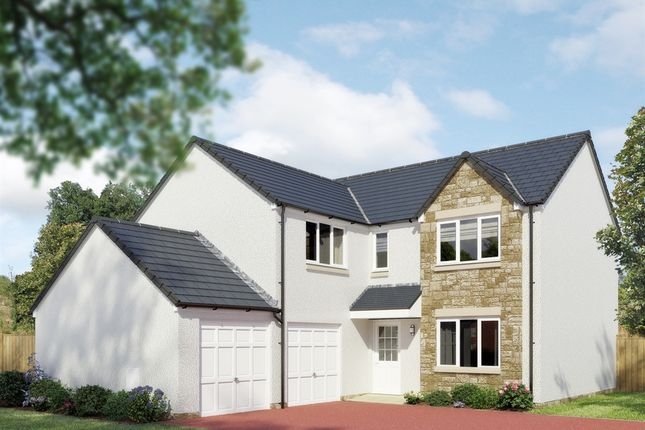 """Thumbnail Detached house for sale in """"The Trinity"""" at Whitehouse Gardens, Gorebridge"""