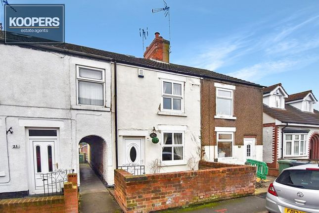 Thumbnail Terraced house for sale in Nuttall Street, Alfreton