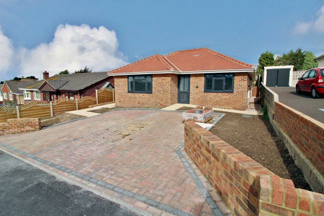 Thumbnail Semi-detached bungalow for sale in Haymoor Road, Poole