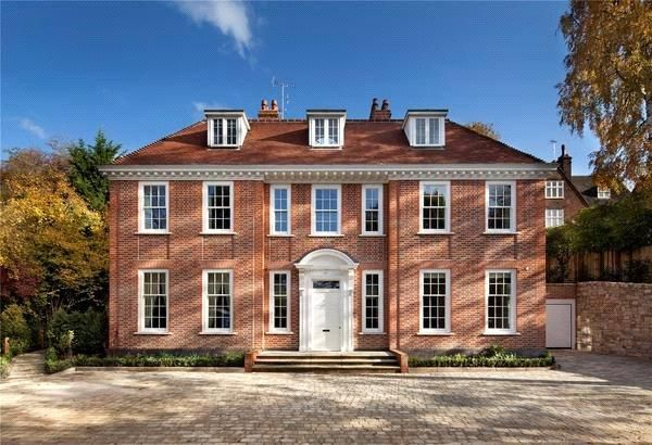 Thumbnail Detached house for sale in Wildwood Road, London