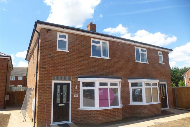 Thumbnail Semi-detached house for sale in Princess Way, Wellingborough