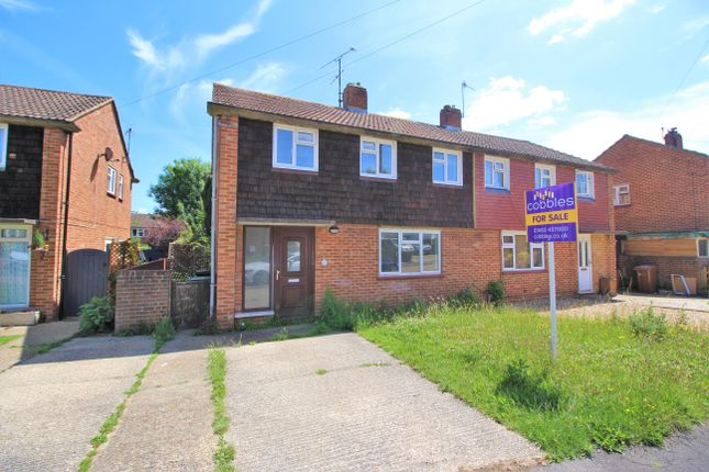Semi-detached house for sale in Rickyard, Guildford
