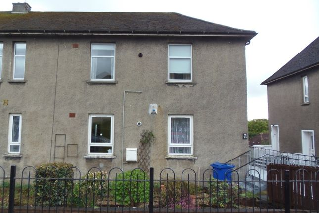 Thumbnail 3 bedroom flat to rent in Dalgleish Ave, Duntocher, West Dunbartonshire