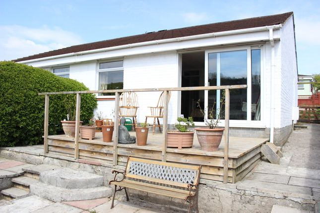 Thumbnail Semi-detached bungalow for sale in Downfield Walk, Plympton, Plymouth