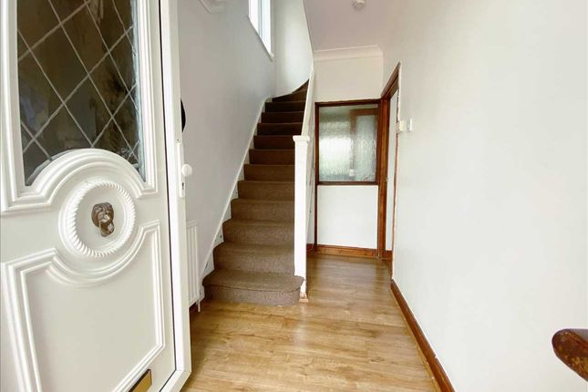 Hallway of Lawrence Crescent, Edgware HA8