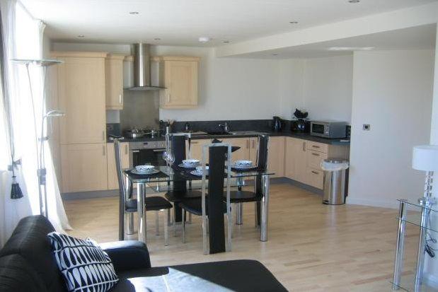 Thumbnail Flat to rent in The Living Quarter, Nottingham