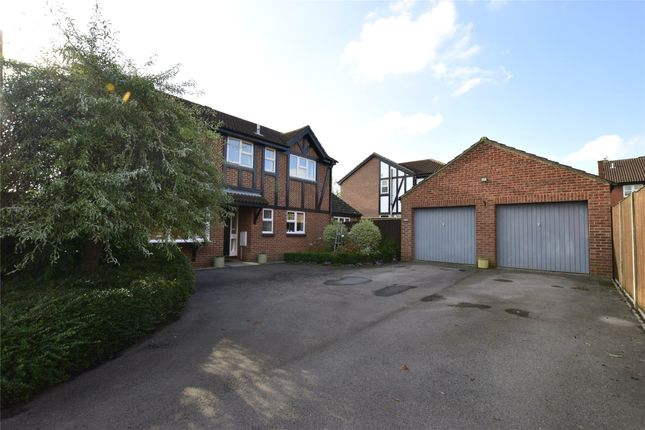 Thumbnail Detached house for sale in Grangeville Close, Longwell Green, Bristol