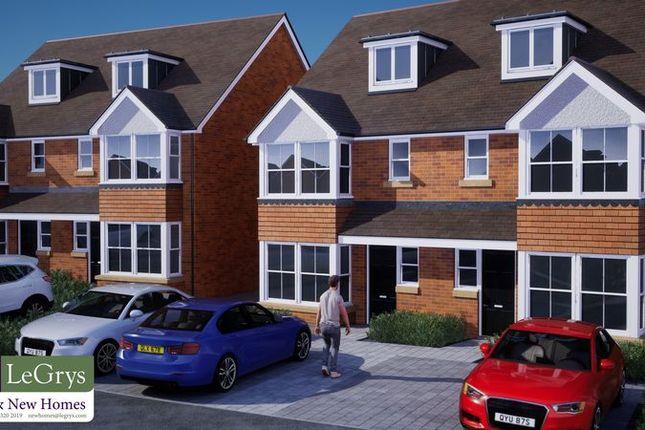 Thumbnail Semi-detached house for sale in Silverdale Road, Tunbridge Wells