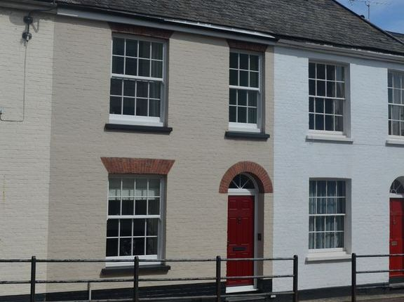 Thumbnail Terraced house to rent in High Street, Honiton