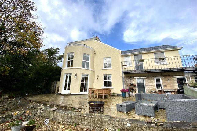 Thumbnail Detached house for sale in Severn Lodge Gardens Sedbury Lane, Tutshill, Chepstow