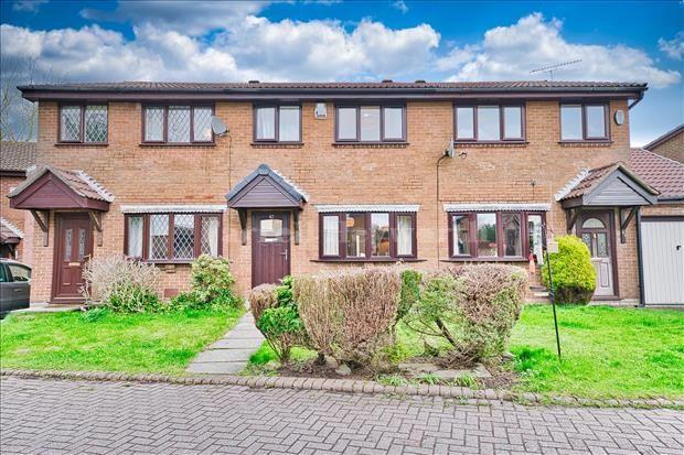 Property for sale in Barnacre Close, Preston